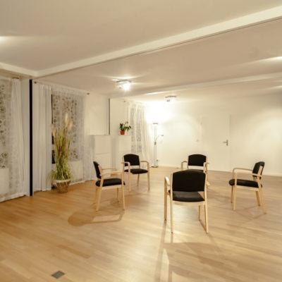 Seminarraum — Gruppenraum